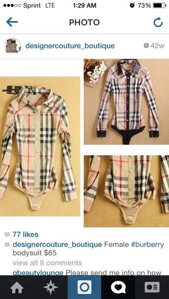 blouse bodysuit jumpsuit shirt