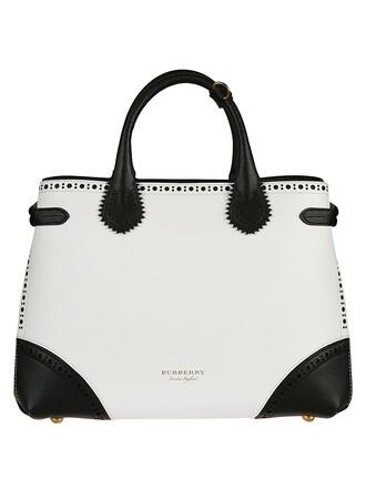 white black bag