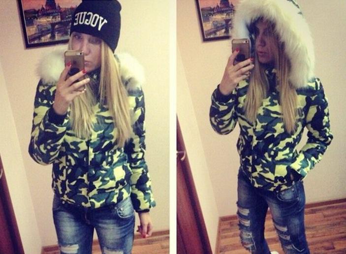 Army winter