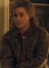 jacket,leather jacket,strangerthings,billy