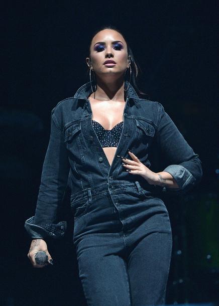 underwear demi lovato bra top bra black glitter celebrity style black top black bralette nightwear lingerie