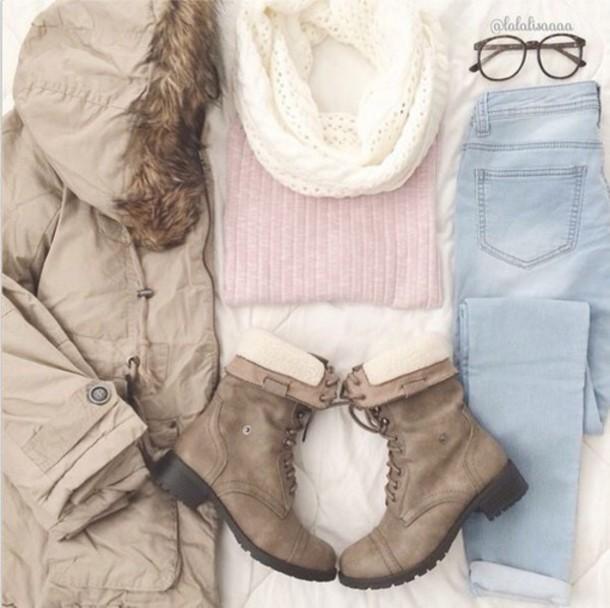 coat Khaki coat