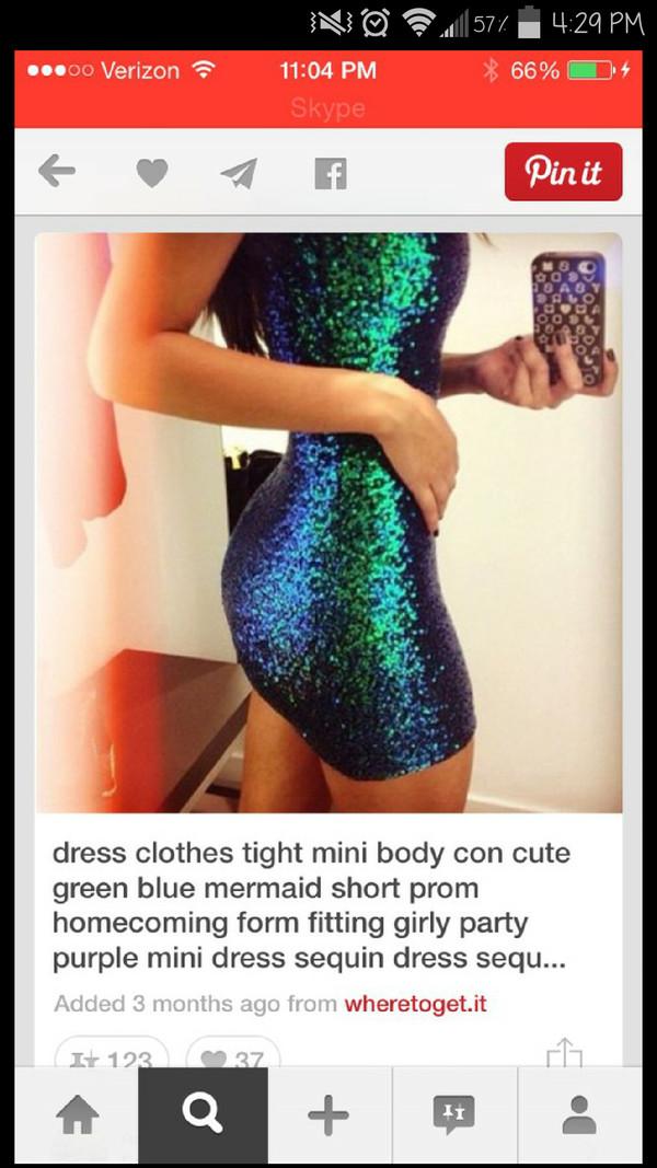 bodycon dress mermaid mermaid prom dress sparkly dress sequin dress