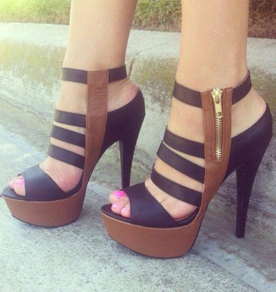 shoes high heels high heels, black, sandals, straps straps sandals