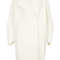 Oversized textured throw coat - topshop europe