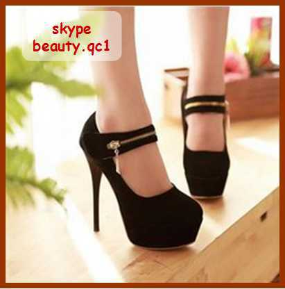 Super high heel shoes. Hot sale. Fashion casual brand dress shoes.Free shipping! Sexy platform hi heel for lady. large size34~43 on Aliexpress.com