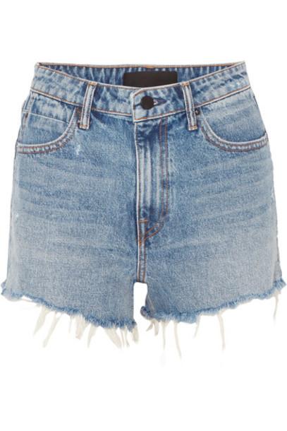 shorts denim shorts denim light