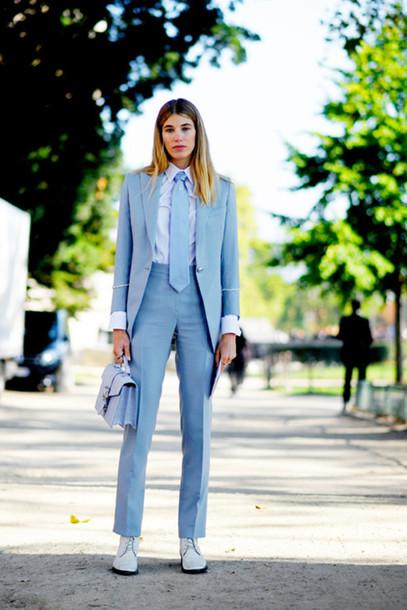 805d9f02050c7 Sky Blue Pant Set – Fashion dresses