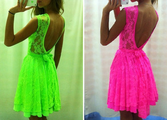 dress neon neon dress neon pink neon color pink neon dress lace dress neon green dress pink green dress pink by victorias secret short dress flashy open back neon pink dress dreas bow neon green short party dresses pink green neon green or pink clothes