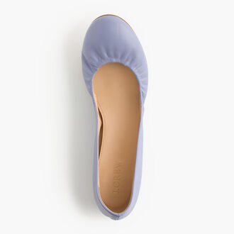 shoes ballet flats comfy business casual leather j crew