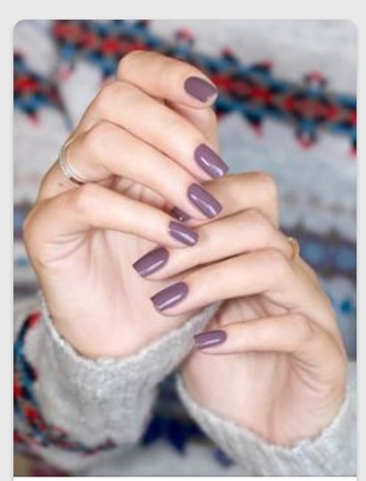 nail polish hipster purple lavender