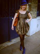 orange dress,blue dress,brown dress,dress