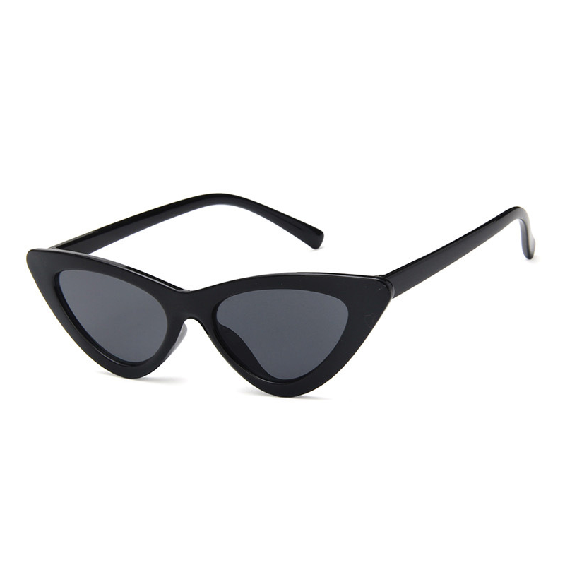 Black Cat Eye Sunglasses from Pink Need