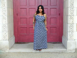 the fashion beauty junkie blogger dress belt shoes jewels make-up