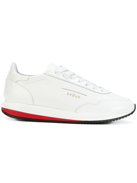 Ghoud women sneakers leather white shoes