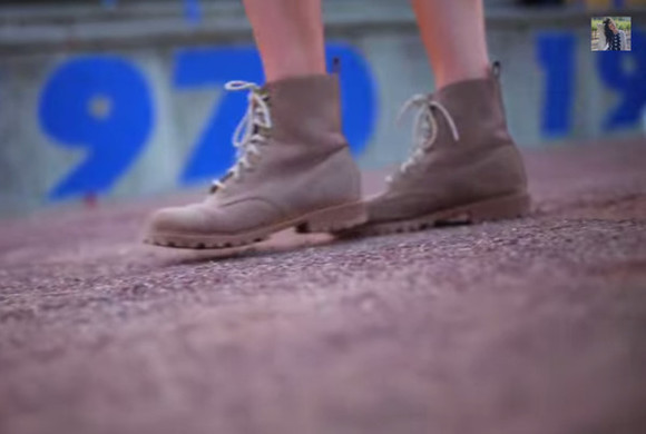 shoes boots brown shoes bethany mota h&m cute