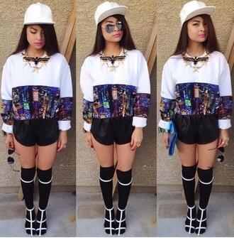style girly swag dope