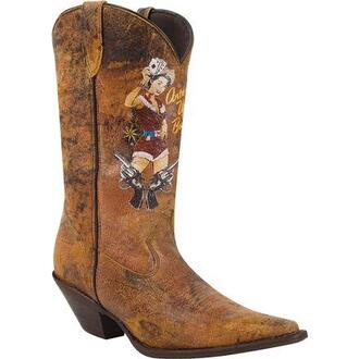 shoes durango cowboy boots cowgirl boots cowgirl cowboy pin up country western