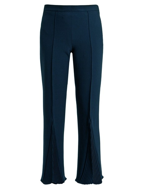 Marco De Vincenzo pleated cropped pants
