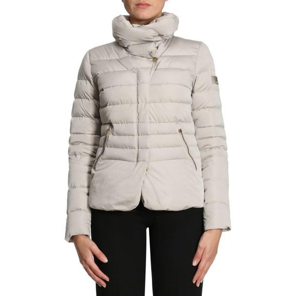 Peuterey jacket women beige