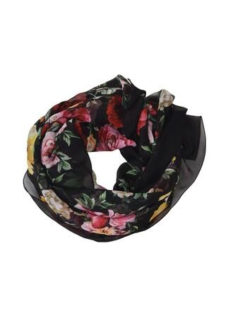 rose scarf print multicolor