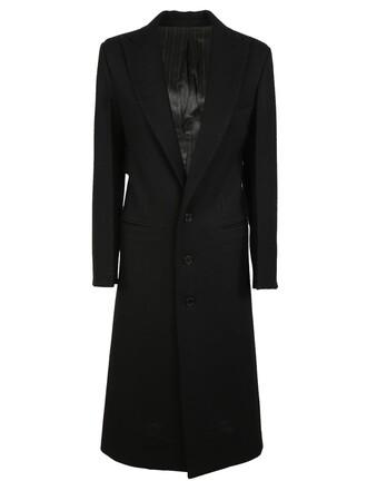 coat classic black