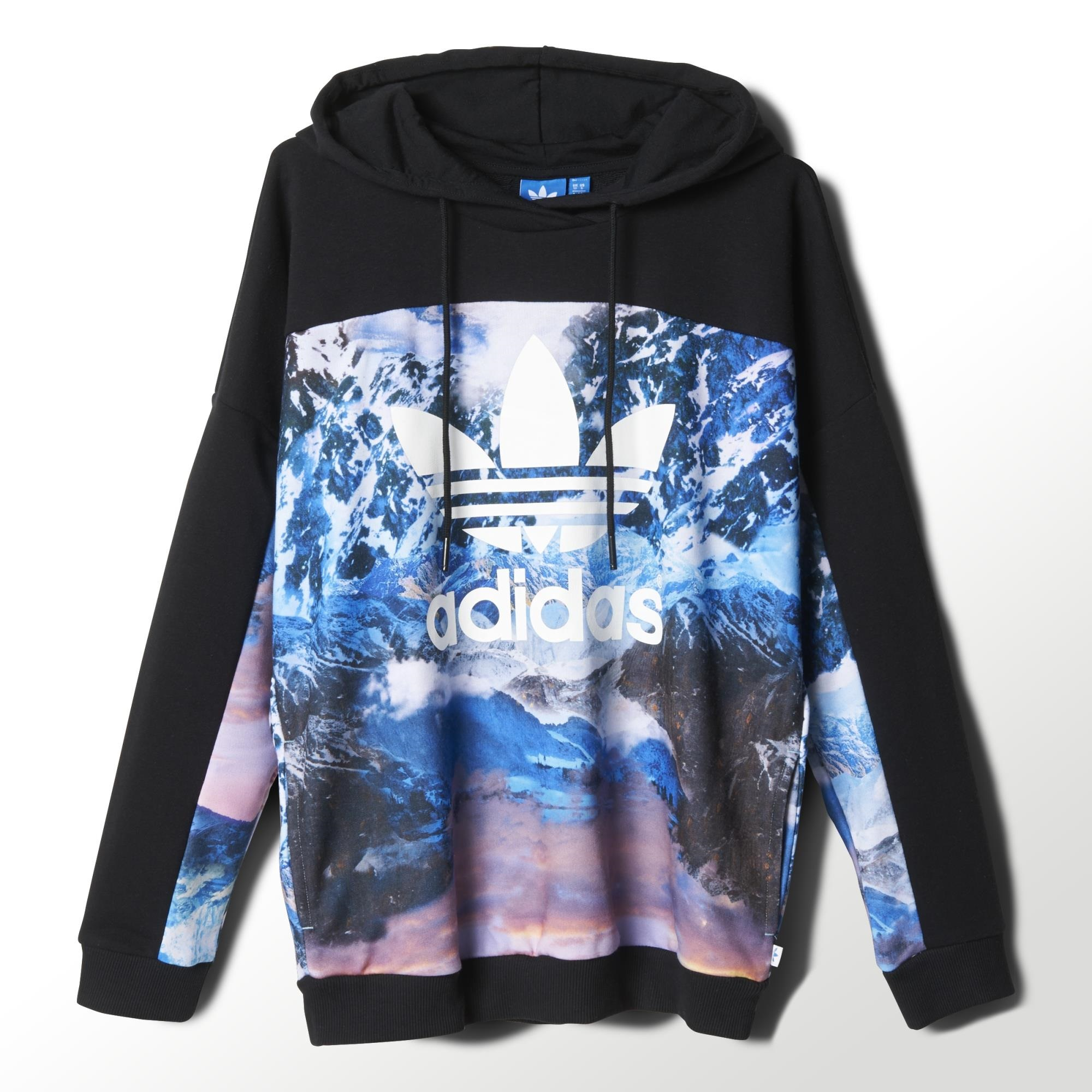Adidas mountain clash hoodie