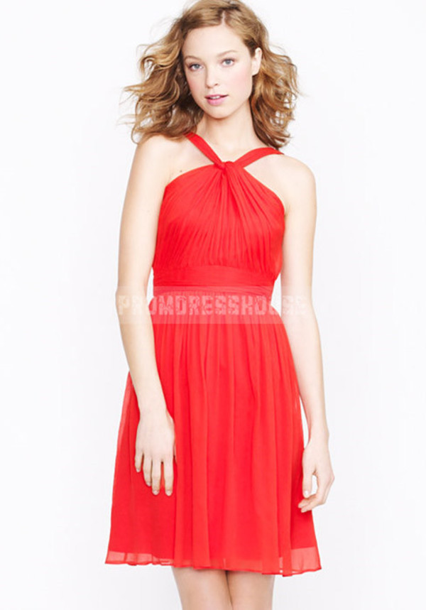 red dress fashion dress short dress