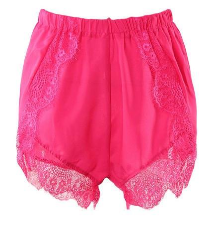 Fashion lace shorts ed62624