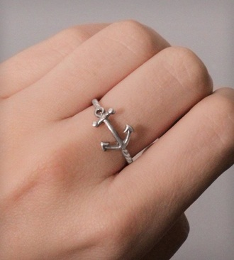 jewels anchor ring