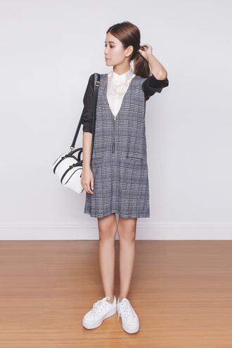 tricia gosingtian blogger dress bag shoes