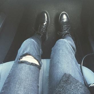 jeans black denim zara shoes