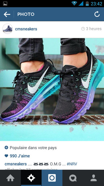 nike running shoes purple shoes shoes nike fly knit air max nike shoes c7276a37b73a