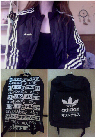 bag adidas original japanese cardigan