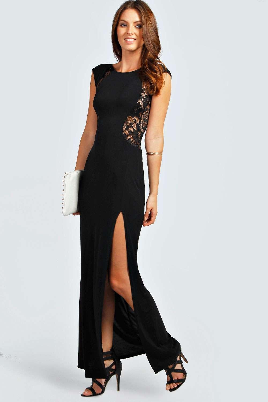 3906960f9b27 Boohoo Long Sleeve Floral Maxi Dress - raveitsafe