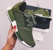 shoes,adiads,olive green