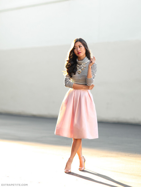 Petite Midi Skirt | Jill Dress
