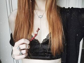 jewels shop dixi lariat necklace boho bohemian grunge goth hippie witchy