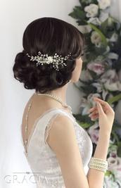 hair accessory,bridal hair comb,wedding headpiece,pearl bridal comb,TopGracia.wedding,wedding accessories,wedding hair comb,wedding hairstyles,wedding