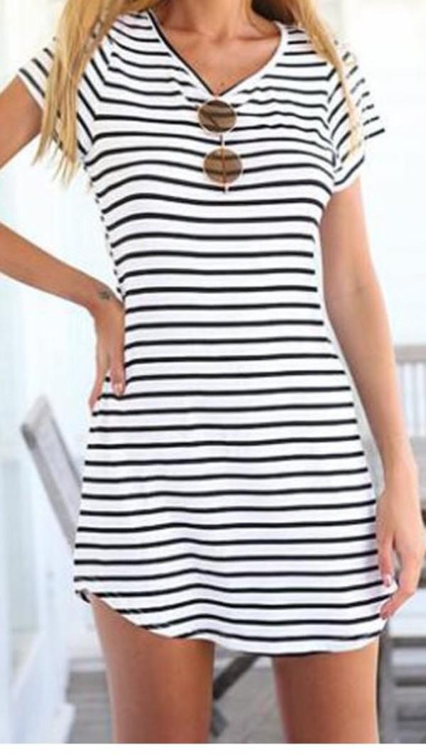 a36e7d1f2e dress white white dress sunglasses black dress black and white dress.