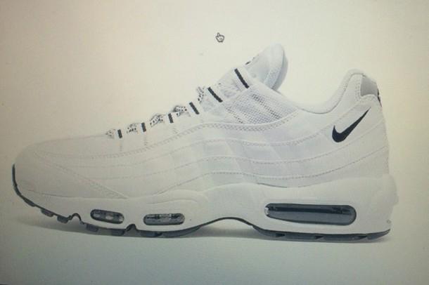 shoes, nike, air max, air max 95s
