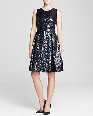 Kate spade new york sequin dress
