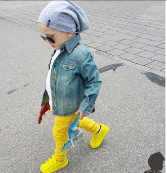 shoes sneakers jeans denim jacket kids fashion toddler fashion yellow neon adidas adidas shoes adidas superstars adidas originals beanie grey beanie beanie hats swagg denim skinny jeans skinny pants sunglasses swag toddler