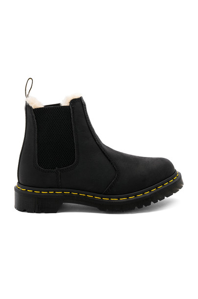 Dr. Martens boot black shoes