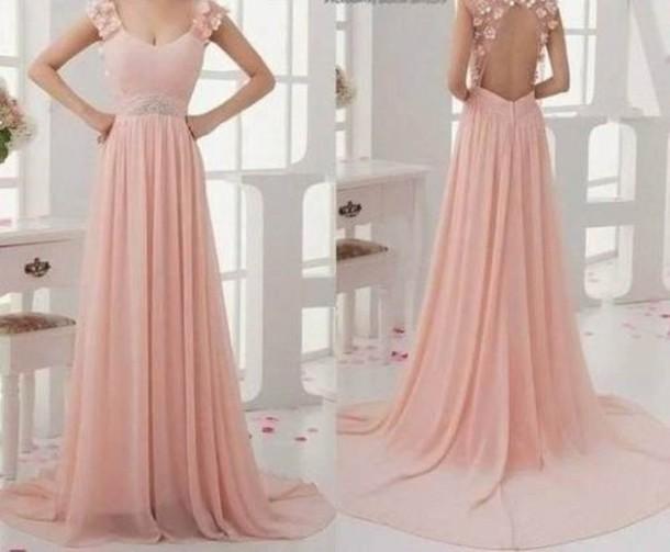 Pretty Pink Prom Dresses 110