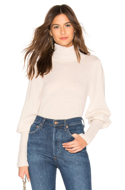 Joie Shialy Sweater in cream