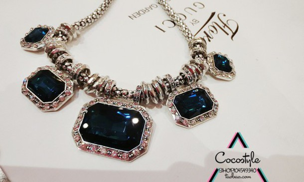 jewels necklace