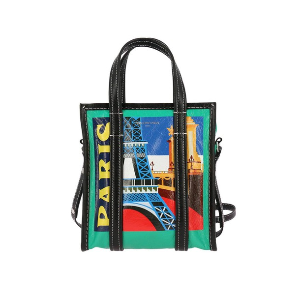 Balenciaga women bag shoulder bag multicolor