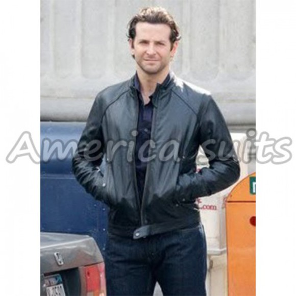 cothes jacket bradley cooper celebrity dresses leather jacket movie cosplay