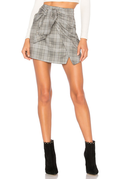 Lovers + Friends skirt